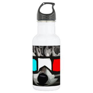 3Dアライグマ 532ML ウォーターボトル