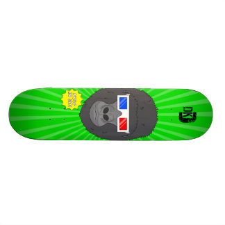 3Dゴリラ スケートボード