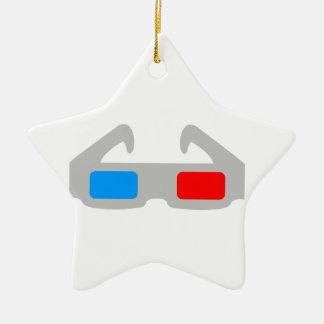 3Dフィルムガラス セラミックオーナメント