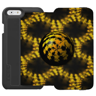 3dフラクタルの球 incipio watson™ iPhone 6 財布ケース