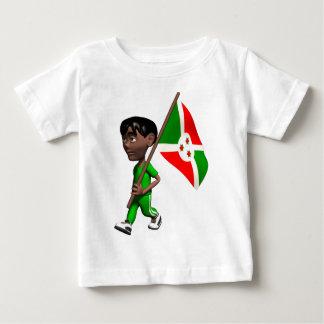 3Dブルンディ ベビーTシャツ