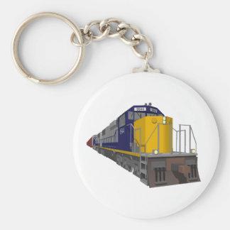 3Dモデル: 貨物列車: 鉄道: キーホルダー