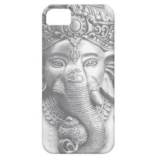 3d主Ganesha - Om iPhone SE/5/5s ケース