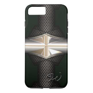3D反射格子2 iPhone 8 PLUS/7 PLUSケース