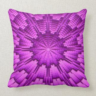 3D抽象美術3の枕 クッション
