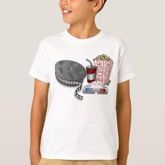 3D映画館 Tシャツ