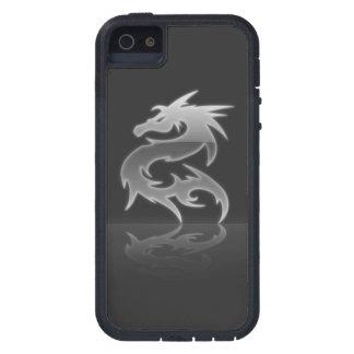 3d水晶のドラゴン iPhone SE/5/5s ケース