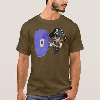 3d海賊dvd tシャツ