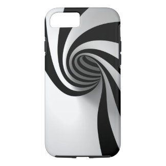 3D錯覚のIphoneの場合 iPhone 8/7ケース