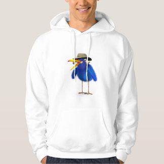 3d青い鳥のオーストラリア人 パーカ