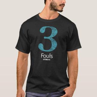 3Fouls Tシャツ