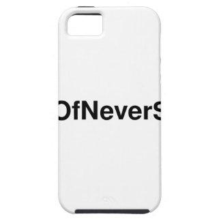 #3YearsOfNeverSayNeverのTシャツ iPhone SE/5/5s ケース