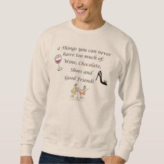 4つの事 スウェットシャツ