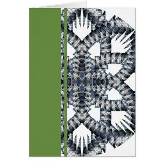 4つの波の錯覚 カード