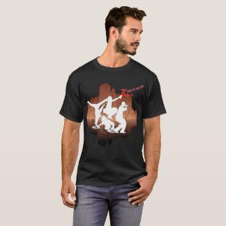 4つの要素都市101 Tシャツ