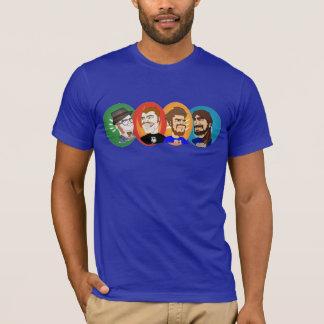 4つの要素 Tシャツ