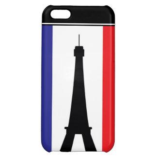 4つのEifelタワーの赤白青 iPhone5C