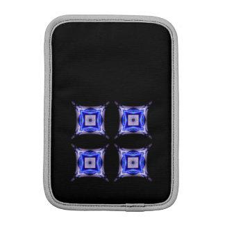 4つは小型iPadカバーを平方しました iPad Miniスリーブ