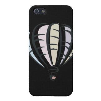4つを風船のようにふくらませること iPhone 5 CASE