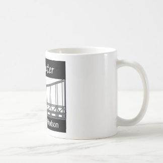 4中心のマグ コーヒーマグカップ