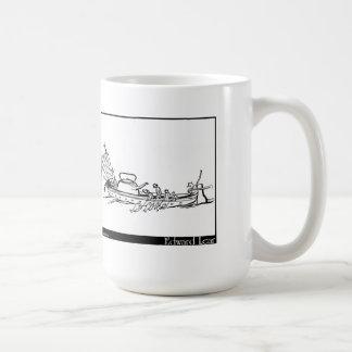4人の子供 コーヒーマグカップ