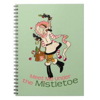 4人の小さいモンスター- Nessaの休日 ノートブック