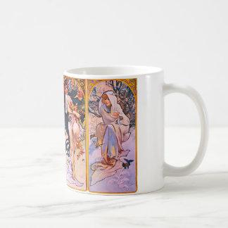 4季節のマグ コーヒーマグカップ
