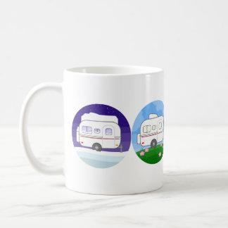 4季節のScamp コーヒーマグカップ