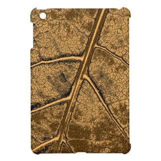 4季節|の芸術の葉22の葉 iPad MINIケース