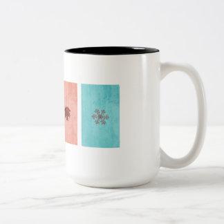 4季節 ツートーンマグカップ