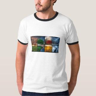 4季節 Tシャツ