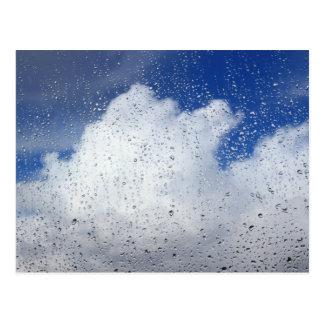 4月のシャワー ポストカード