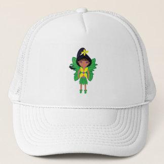 4月の花の帽子 キャップ