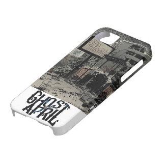4月のiPhoneカバー死んだ哲学カバーの幽霊 iPhone SE/5/5s ケース