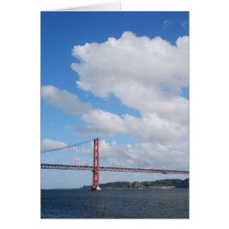 4月25日橋 カード