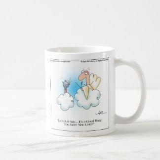 4月McCallum著9生命漫画のマグ コーヒーマグカップ