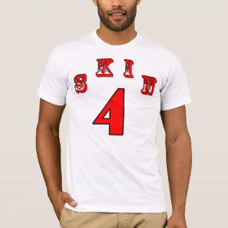 4皮 Tシャツ