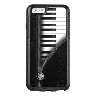4色のピアノキーボード オッターボックスiPhone 6/6Sケース