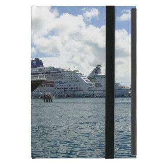 4隻の船 iPad MINI ケース