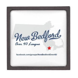40リーグ上のニューベッドフォード ギフトボックス