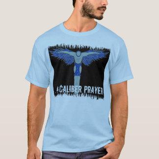 .40口径の祈りの言葉のGuardainの天使3.0のTシャツ Tシャツ