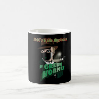 40年代のミステリーラジオのマグ コーヒーマグカップ