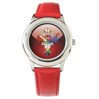 [400]バラ色の十字(ばら色のCroix) 腕時計