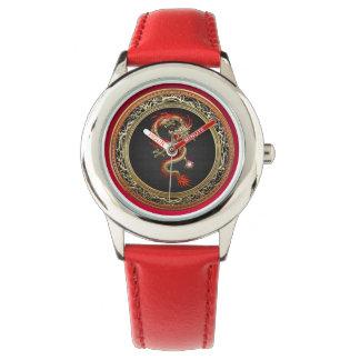[400]金中国のなドラゴンFucanglong 腕時計