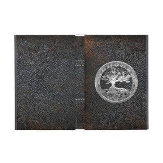 [400] [銀]ケルト族の生命の樹 iPad MINI ケース