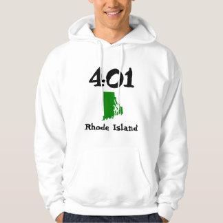 401のロードアイランドの市外局番 パーカ