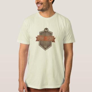 404華美な装飾品の紳士的で及び上品なワイシャツ Tシャツ