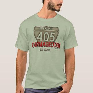 405のCarmageddon Tシャツ