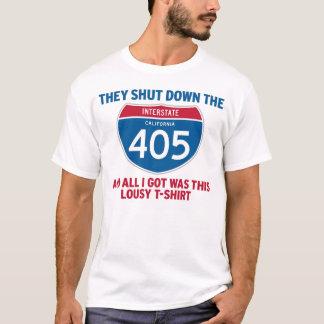 405みじめなTシャツ Tシャツ