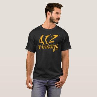 412ピッツバーグのTシャツ Tシャツ